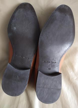 Офигенные туфли кожаные8 фото