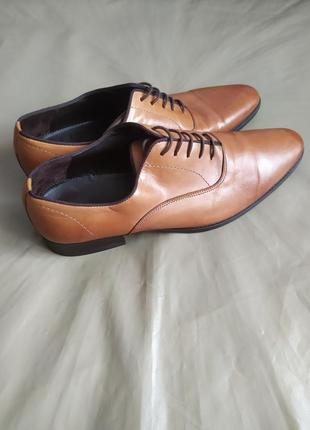 Офигенные туфли кожаные2 фото