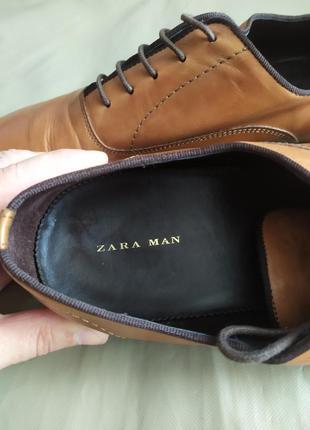 Офигенные туфли кожаные4 фото