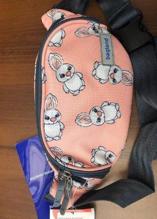 Бананка, барсетка, сумка на пояс, детская сумка
