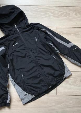 Куртка ветровка для мальчика columbia 10-12 лет