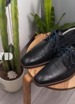 Дерби lloyd, германия 47р мужские кожаные туфли1 фото