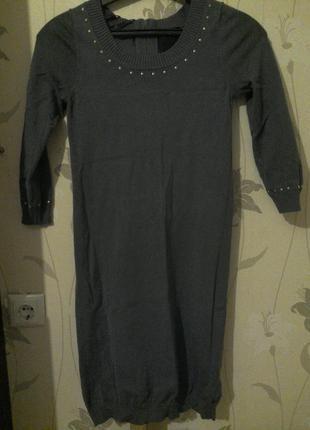 Вязаное платье inwear