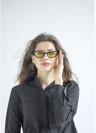 Солнцезащитные женские очки модные солнцезащитные очки 2021