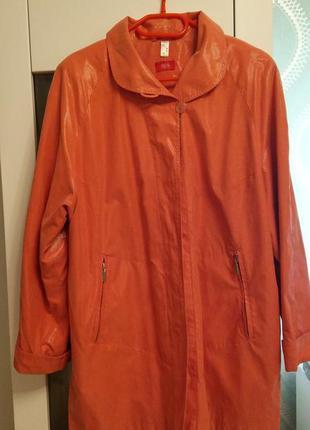 Куртка осенне-весенняя nina kalio франция.