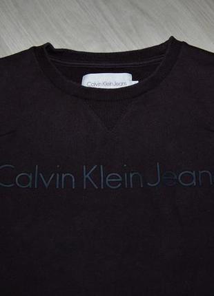 Calvin klein свитшот кофта свитер оригинал