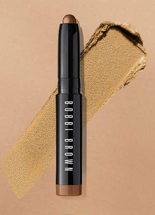 Устойчивые тени для век в карандаше bobbi brown long-wear cream shadow stick (мини)