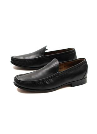 Church's classic black loafers мужские лоферы prada santoni boss fmh010691