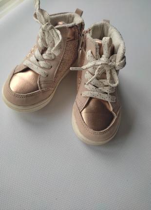 Ботинки hm ботінки сапожки кеди кеды h&m