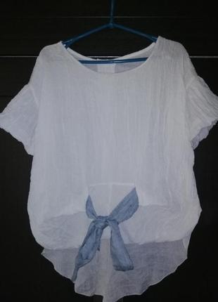 Итальянская блуза