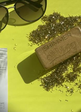 Шіммер ro вeauty shimmer natural oil