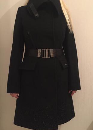 Шерстяное пальто fracomina