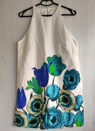 Новое платье zara размер xl. оригинал с официального сайта.