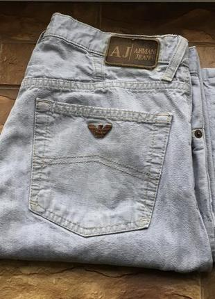 """Джинси """" armani jeans"""" w 32 l 30(акція1+1)"""