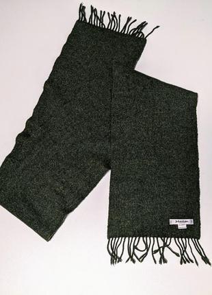 Johnstons of elgin английский шарф премиум бренда