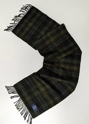 Johnstons of elgin #1 шарф английский премиум бренд