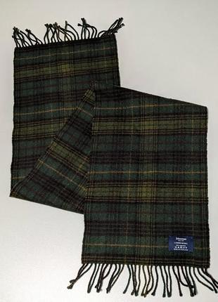 Johnstons of elgin #1 шарф английский премиум бренд3 фото