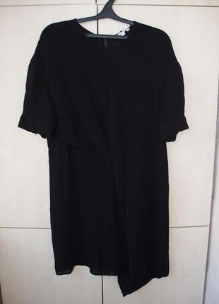 Новое, короткое черное платье, туника & other stories