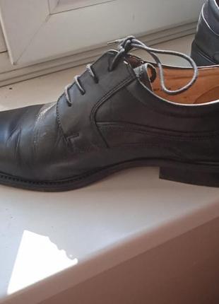 Туфли мужские кожаные2 фото