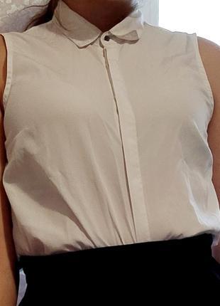 Блуза colin's белая