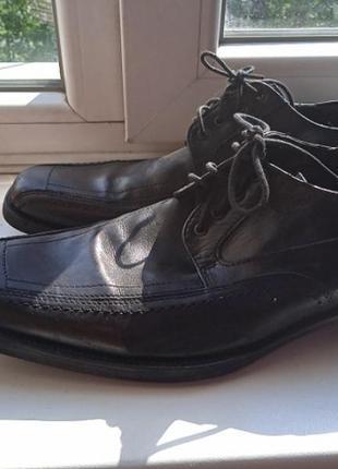 Стильные итальянские ботинки2 фото