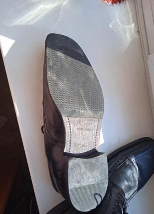 Стильные итальянские ботинки3 фото