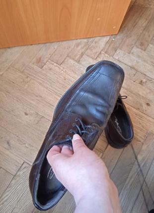 Стильные итальянские ботинки4 фото