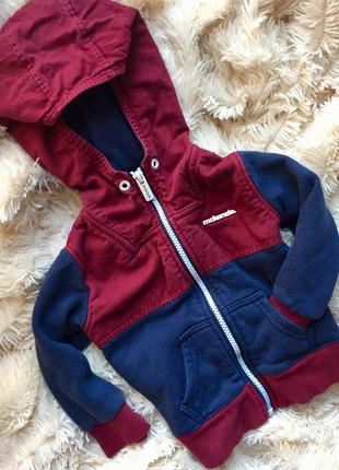 Кофта-куртка 12-18m
