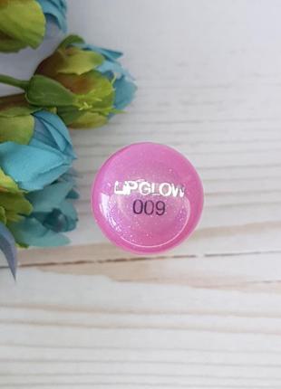 Бальзам для губ dior addict lip glow color reviving lip balm 009 holo purple тестер7 фото