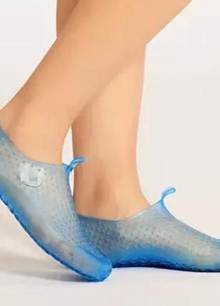 Аквашузы коралловые тапочки коралки обувь для купания