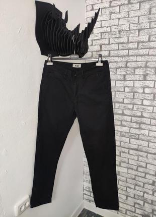 Стильные чиносы штаны чино acne chino black pants