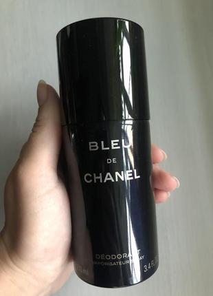 Chanel blue дезодорант