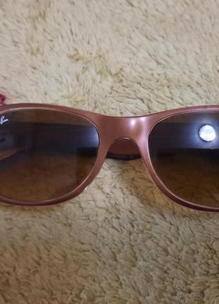Солнцезащитные очки ray ban wayfarer rb2132 6145 85 оригинал