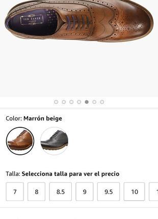 Шара! крутячие туфли ted baker, оригинал!!!9 фото
