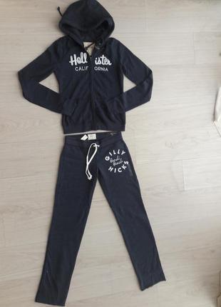 Hollister + gilly hickе костюм