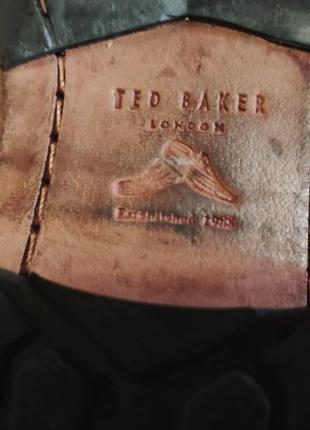 Шара! крутячие туфли ted baker, оригинал!!!6 фото
