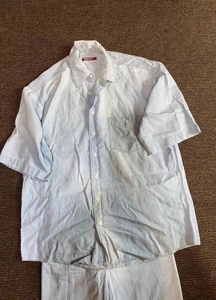 Рубашка лето- m l xl
