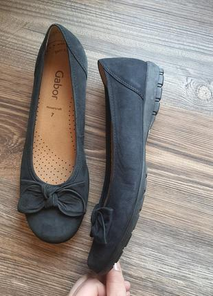 Gabor балетки туфли