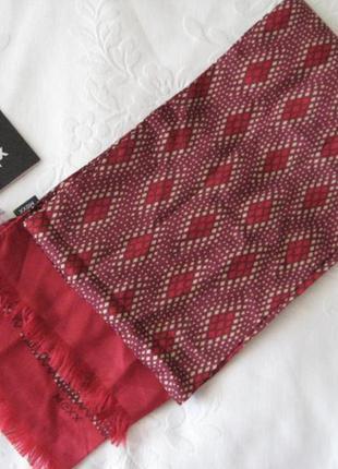 Стильный шарф-платок из 100 шелка от mexx