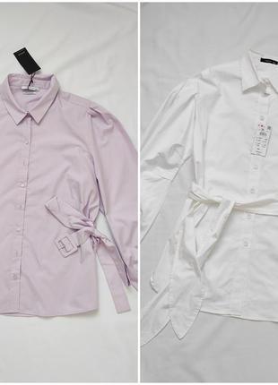 Красивые хлопковые рубашки