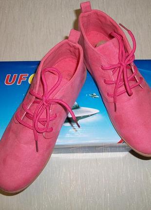 Ботинки от ideal shoes