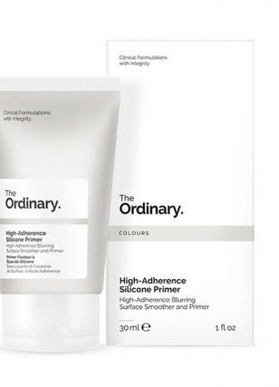 Праймер для лица the ordinary high-adherence silicone primer, 30 мл