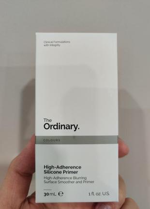 Праймер для лица the ordinary high-adherence silicone primer, 30 мл2 фото