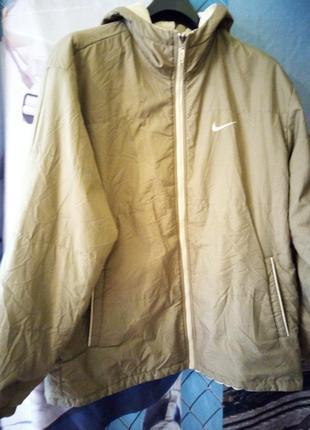Nike вінтаж куртка двостороння