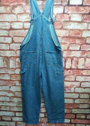 Комбинезон джинсовый wheeler мужской винтажный