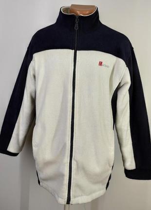 Чоловіча флісова куртка розмір s (р-98)