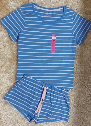 Пижама или костюм для дома , 6-8 размер, евро 34-36