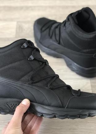 Нові ботінки puma axis tr boot черевики оригінал