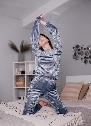 Домашний костюм, пижама, комплект для дома