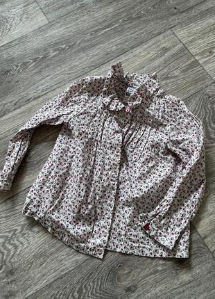 Дитяча сорочка на дівчинку